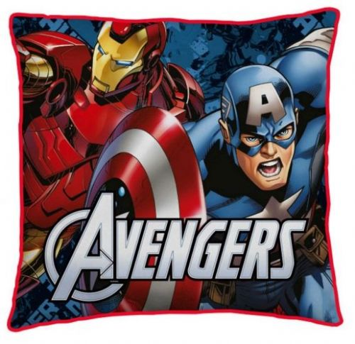"Marvel Comics Avengers ""Reversible"" Character Filled Cushion"